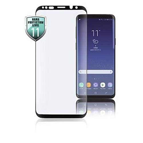 Hama Schutzgl 3D Full Screen Samsung Galaxy S9 Displayschutzglas Passend fur Samsung Galaxy S9