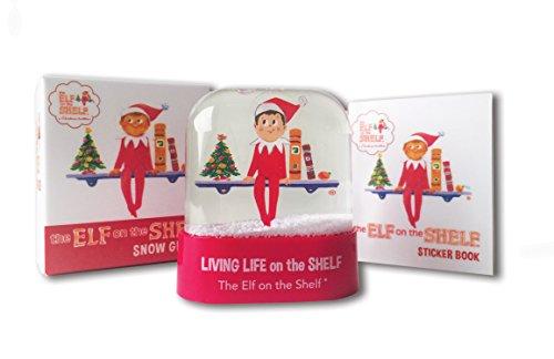 The Elf on the Shelf Snow Globe (RP Minis)