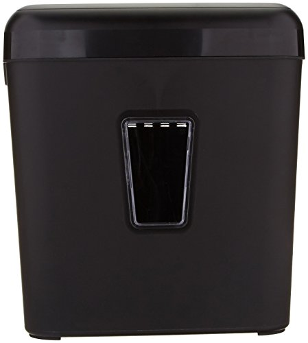 Amazon Basics 12-Sheet Cross-Cut Paper, CD and Credit Card Shredder Photo #4