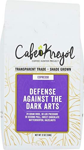 Cafe Kreyol, Coffee Espresso Defense Against Dark Arts, 12 Ounce