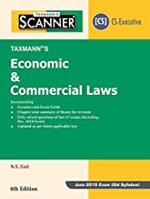 Scanner-Economic & Commercial Laws (CS-Executive) (June 2019 Exam-Old syllabus) (6th Edition January 2019)