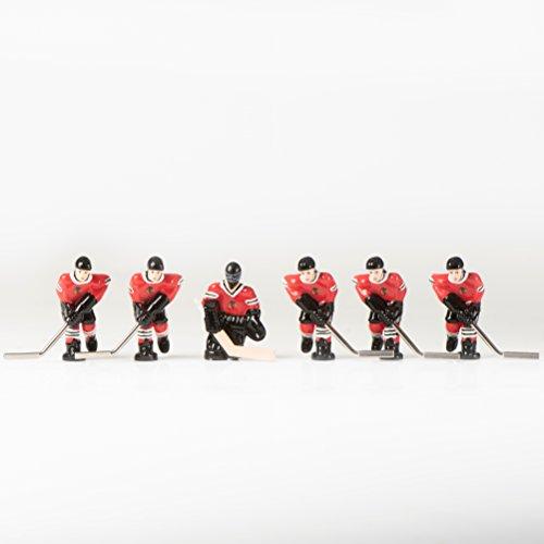 Stiga NHL Chicago Blackhawks Tischhockeyspieler Team Pack