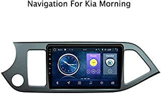 Android Autoradio F/ür Hyundai I10 2013-2016 Autoradio GPS Navigation 9 Zoll Touch Display Auto Media Player Unterst/ützung WiFi Lenkradsteuerung//2DIN