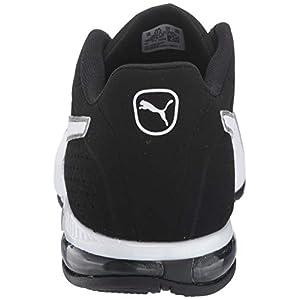 PUMA mens Cell Surin 2 Sneaker, Charcoal Gray-puma White, 10.5 US