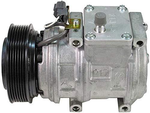 MAHLE ACP 683 000P A/C-Kompressor BEHR PREMIUM LINE