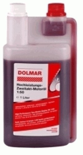 DOLMAR 2T-Motoröl 100:1 Dosierflasche .0,5L