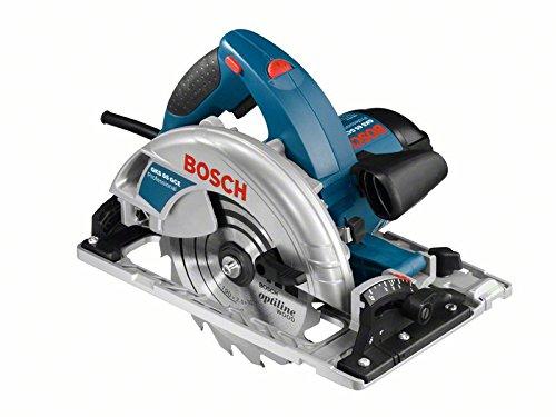 Bosch Professional Handkreissäge GKS 65 GCE (1800 Watt, Sägeblatt-Ø: 190 mm, im Karton)