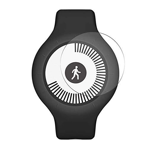 Vaxson 3 Stück Schutzfolie, kompatibel mit Withings nokia Go Smart Watch, Bildschirmschutzfolie TPU Folie [nicht Panzerglas] Neue Version