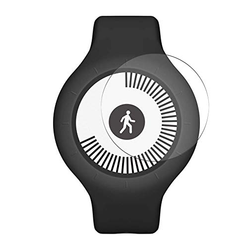 Vaxson Protector de Pantalla, compatible con Withings nokia Go Smart Watch, 3 Unidades TPU Film Screen Protector [ No Vidrio Templado ]