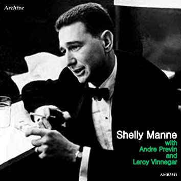 Shelly Manne with Andre Previn & Leroy Vinnegar