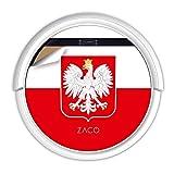 ZACO V5sPro Saugroboter mit Wischfunktion,...