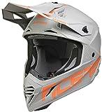 Acerbis X-Track Casco Motocross Grigio