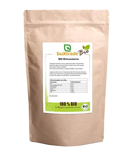 250 g | BIO Walnusskerne | Walnüsse | Bruch | Natur | Nüsse | Walnuts | Buxtrade