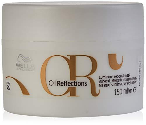 Wella Professionals Oil Reflections Mask, maschera professionale, confezione da 1 (1X 150ml)