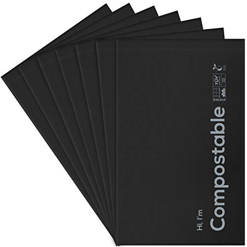 6x9 inch Biodegradable Poly Mailers,50 Count Compostable Shipping Bags with Eco Friendly Packaging Envelopes Supplies Mailing Bags