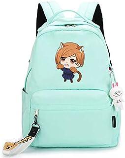 Fashion - Backpacks - Jujutsu Kaisen School Backpack for Teenage Girls Boys Bag Fushiguro Nobara Yuji Itadori Megumi Gojo ...