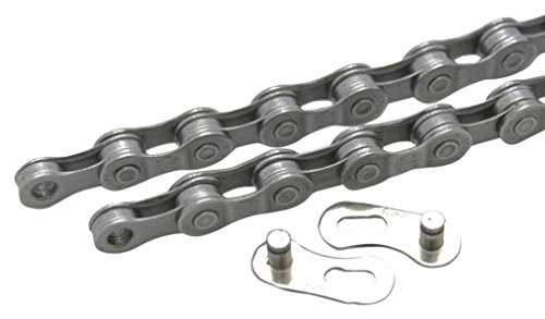 Clarks CL52RB 7-8 Speed Anti-Rust Chain, 1/2 x 3/32 Inches x 116 Quick Release Links