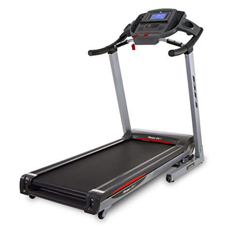 BH Fitness PIONEER R5 G6585 tapis roulant elettrico pieghevole velocità max. 18 Km/h