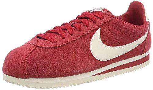 Nike Classic Cortez Se, Zapatillas de Gimnasia Hombre, Multicolor (Gym Red/Sail 600), 47 EU