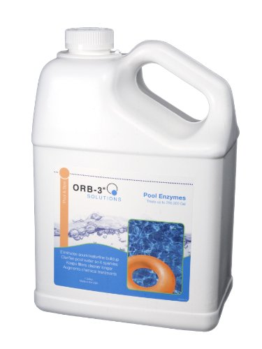 Orb-3 F839-000-1G Pool Enzymes – 1 gal.