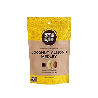 Second Nature Coconut Almond Medley Trail Mix