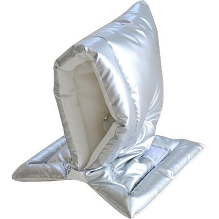 (財)日本防炎協会認定品 アルミ防災頭巾(子ども用) 難燃素材 日本製