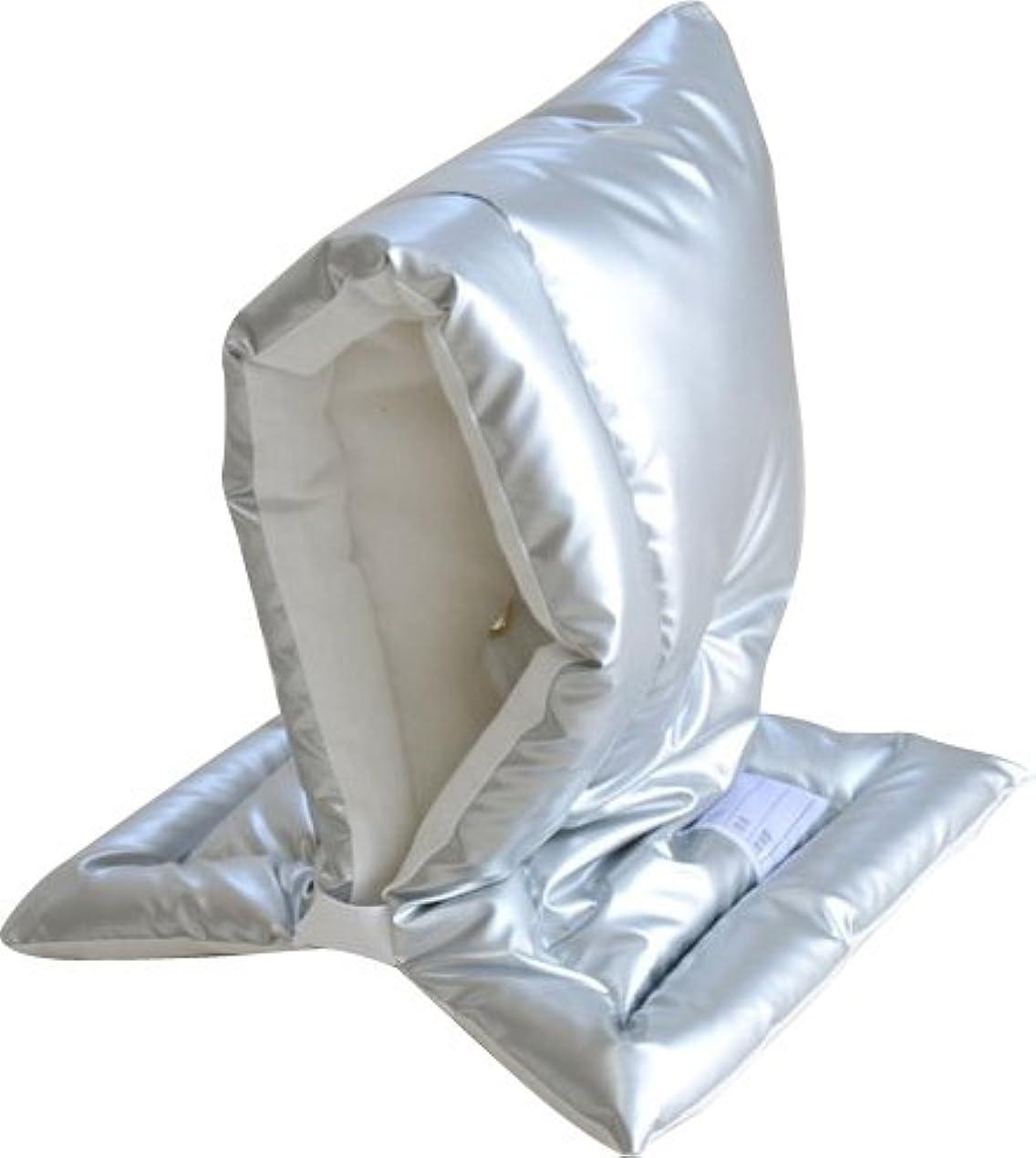 フロンティアスリム原始的なアルミ防災頭巾 [ホーム&キッチン] [ホーム&キッチン]