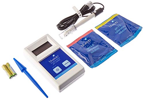 Bluelab METMULTI Multimedia pH Meter for Soil, Coco, Rockwool, Rootzone and Solution, Easy Calibration