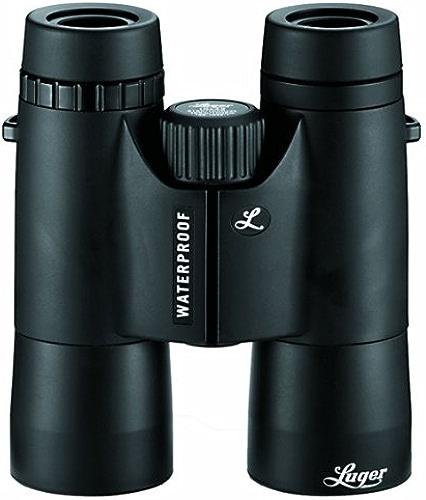 Luger DX Jumelles 8x42 Noir