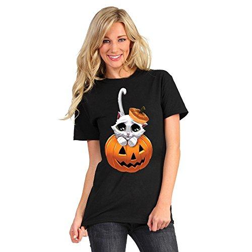 Morph Costume Co Digital Dudz Digitale t-Shirt Adorable Kitty Eyes XLarge