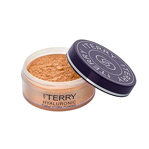 By Terry Hyaluronic Tinted Hydra-Powder   Loose Face Setting Powder   Blur Imperfections   Medium Fair   10g (0.35 Oz)