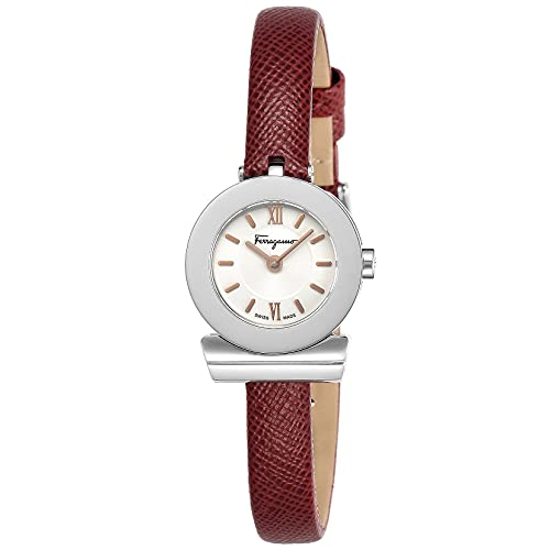 腕時計 FERRAGAMO(フェラガモ) SF4301920 シルバー文字盤 レディース [並行輸入品]