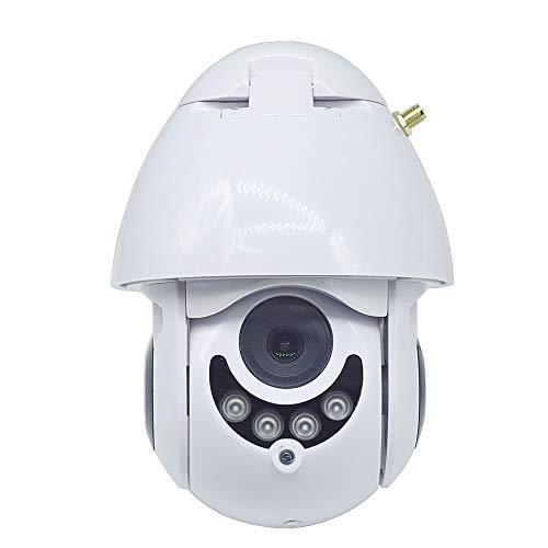 TLMYDD Cámara de Bola, cámara de Monitor Inteligente de WiFi, Equipo de monitoreo de Interiores y Exteriores for el hogar Cámara de Seguridad