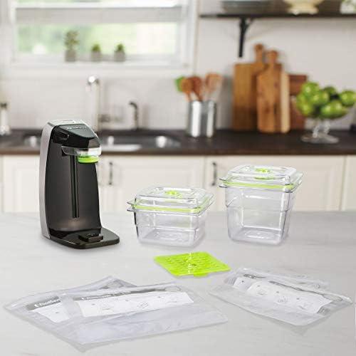 FoodSaver FM1510 000 Fresh Food Preservation System Black product image