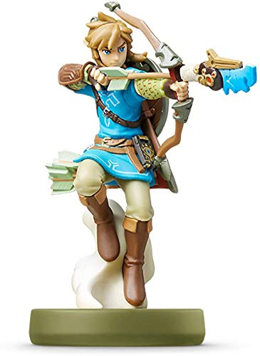 Amiibo Link Archer - Legend of Zelda Breath of the Wild series Ver. [Switch / Wii U](Import Giapponese)