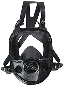 North 54001 Full Respirator Facepiece, Medium/Large