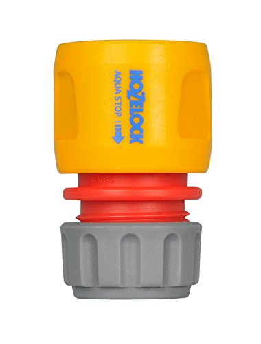 Hozelock Aquastop Connector (12.5 mm et 15 mm)
