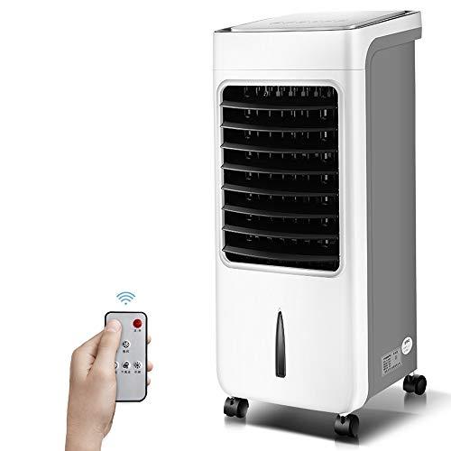 YHLZ Klimaanlage, Negativ-Ionen Hyundai Klimaanlagen-Ventilator Start Dorm Luftkühler Mute Bottom Lärm Kleine Mobiler Mini-Lüfter Weitwinkel Luftversorgung 12H Zeit