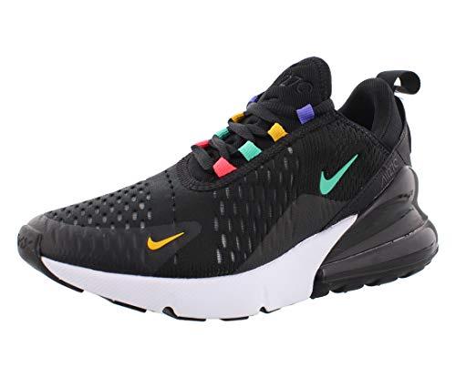 Nike Zapatillas de atletismo para mujer Air Max 270, Negro , 38 EU