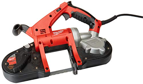 Milwaukee Electric Tool 6242-6 Compact Corded Band Saw, 120 VAC, 7 A, 200-360 spam