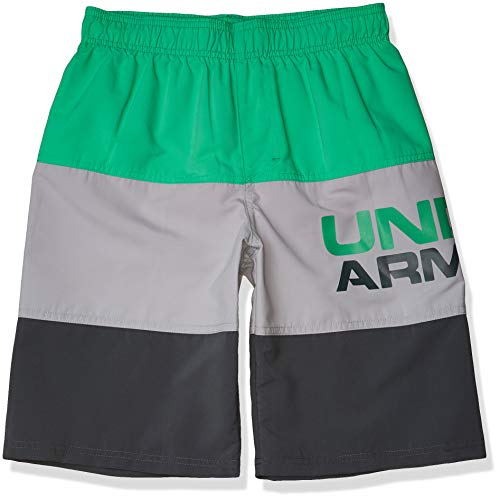 Under Armour Jungen Fashion Badehose -  Grün -  XL