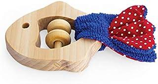Brinquedo de Madeira Lume sensorial Peixe