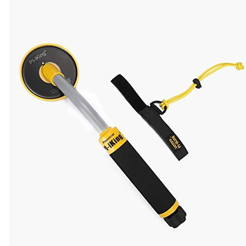 Detector de metales subacuático KKmoon Inducción de impulsos Pi-Iking 750 30m Orientación Pinpointer Sonda a Prueba de Agua PI Indicación de vibración LED Indicador de señal de luz