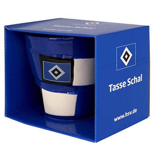 Hamburger SV Tasse / Becher 'Schal' HSV