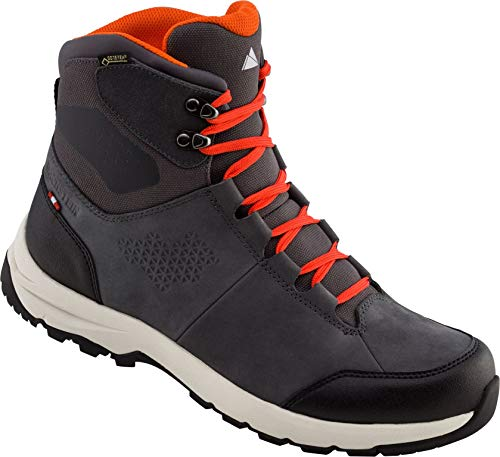 Dachstein Iceman GTX Winter Outdoor Shoes Herren Graphite/Hunter orange Schuhgröße UK 9 | EU 43 2018 Schuhe