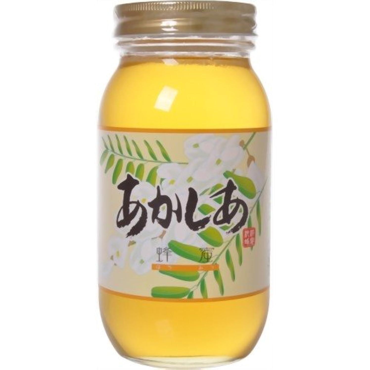 ホイスト純粋に偉業藤井養蜂場 中国産アカシアはちみつ 1kg