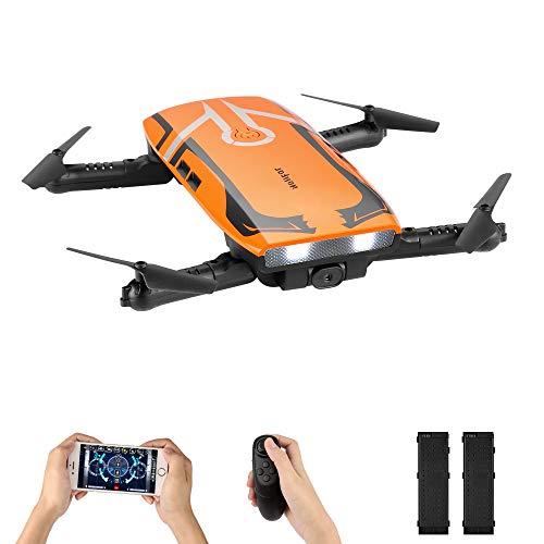 HELIFAR Drone con Telecamera, H818 Pieghevole Drone con...