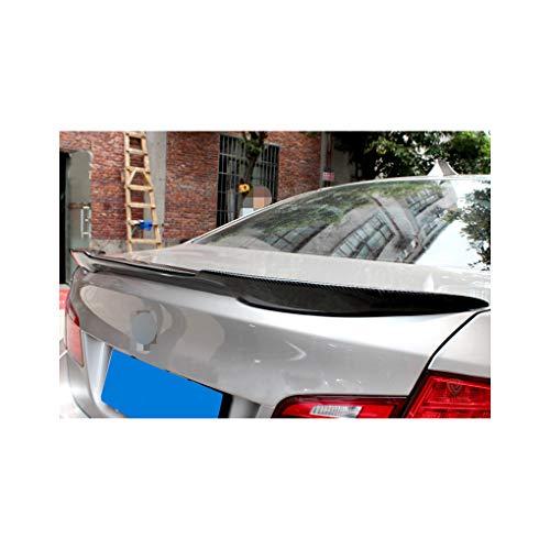 YMSHD Tronco Trasero Spoiler, Fiber DE Carbono Transporte Transporte ala DE Almas del Coche para BMW F10 2010-2016 F10 M4 M5 Spoiler Fibra De Carbono Spoiler