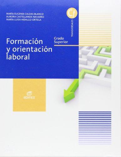 Formación y orientación laboral (Grado superior) (Ciclos Formativos)