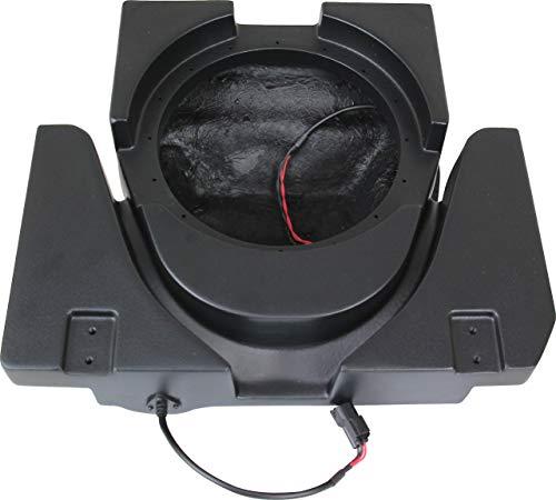 SSV Works X3-USL10U Low Profile Subwoofer Enclosure for A Can-Am Or X3 Unloaded,1 Pack